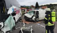 Verkehrsunfall B294