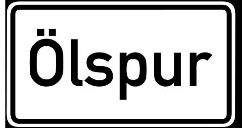 Ölspur